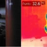 Estudio termográfico. Instalación de Fluidos